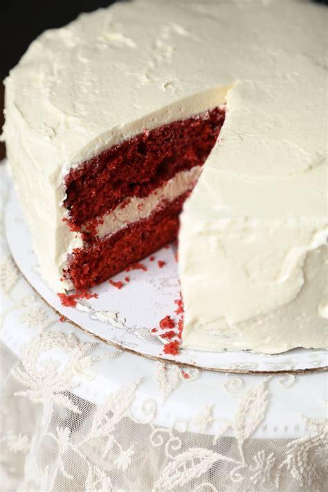 red velvet cake  boiled frosting top dessert recipes