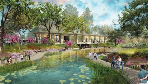 overview buffalo bayou park updates page