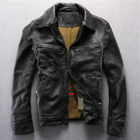 real leather motorcycle jackets compare prices on vintage motorcycle leathers online
