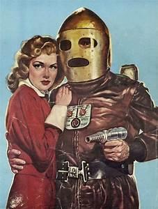 Vintage Sci Fi - Retro Futurism / Ray Gun / Space Suit ...