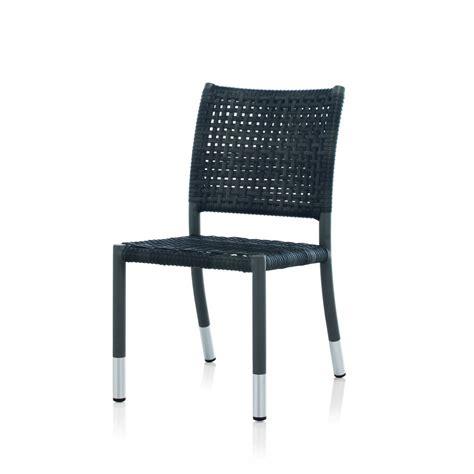 chaise de jardin resine chaise de jardin en résine tressée brin d 39 ouest