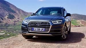 Essai Audi Q5 : essai audi q5 2 0 tdi 190 ch on ne change pas une quipe qui gagne ~ Maxctalentgroup.com Avis de Voitures