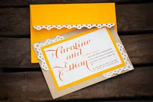 Wedding Breakfast Invitations