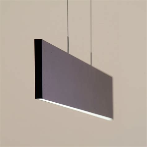 9 direct indirect led pendant