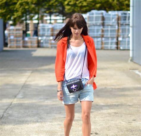 Outfit   Boyfriend Shorts - Paperblog