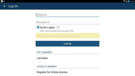 Usaa Online Sign In