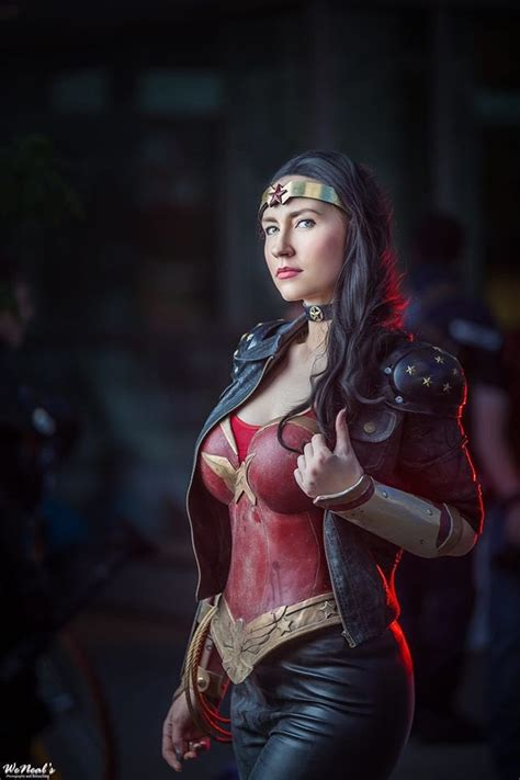 Phenomenal Wonder Woman cosplay, for those who think she ...