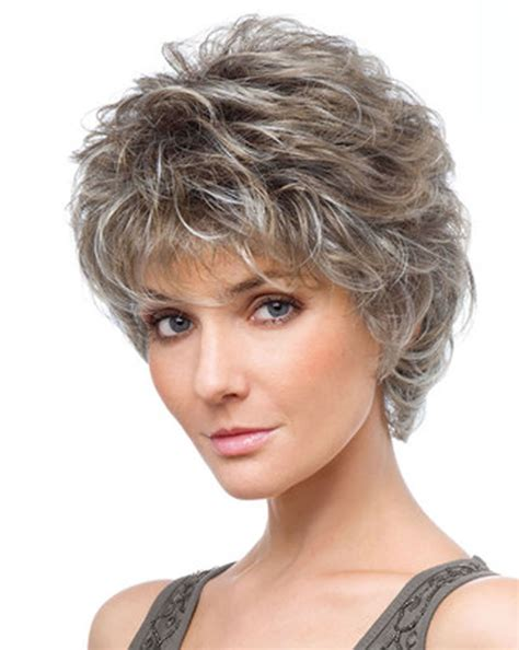 easy short hairstyles  older women