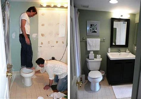 Diy Bathroom Makeover On A Budget by Diy Bathroom Makeover On A Budget 25 Viral Decoration