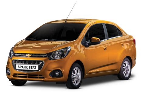 Chevrolet Presenta El Nuevo Spark Beat, Un Vehículo Que Lo