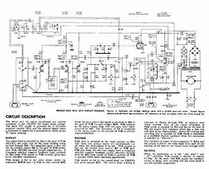 What Does The Circuit Of A Tape Recorder Look Like