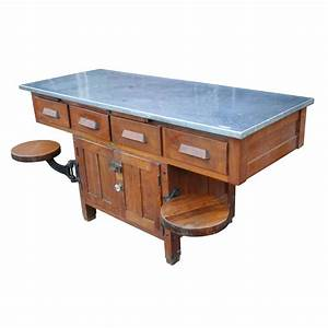 1920s Work Bench