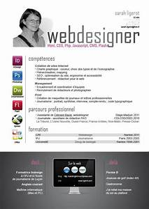 cv webdesigner With cv website
