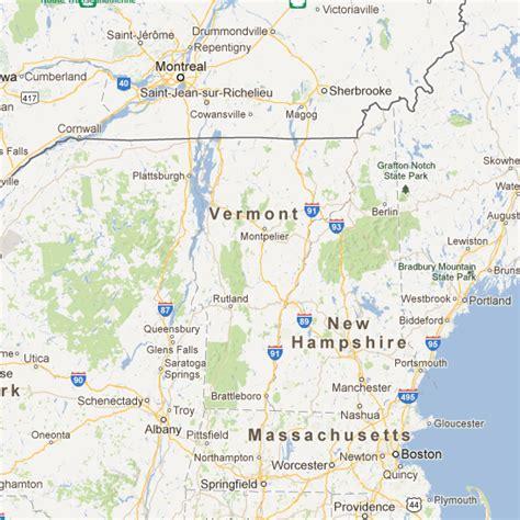 Vermont Covered Bridge Map Covered Bridges Vermont