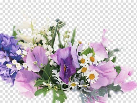 library  vintage purple  blue floral spray freeuse