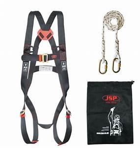 Restraint Harness Kit C  W 2m Lanyard