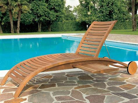 bain de soleil en bois mirage l bain de soleil en bois de robinier dossier r 233 gable avec ou sans accoudoirs