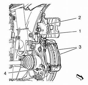 Vauxhall Workshop Manuals  U0026gt  Astra J  U0026gt  Brakes  U0026gt  Disc Brakes