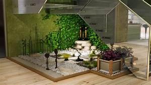 20 beautiful indoor garden design ideas for Indoor garden design