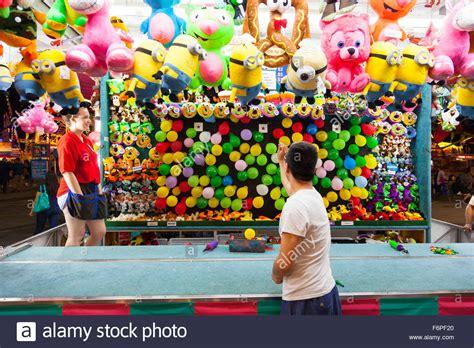 Carnival Balloon Dart Game