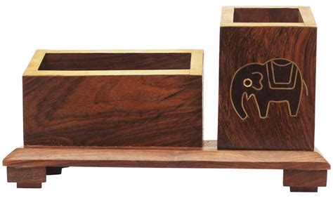 Wholesale Wooden Pen Stand/holder/business Card Organizer Business Quotes Henry Ford Attire Clothes Hotel Card Maker Keygen Insurance Nj Best Vision On Excellence