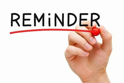 Reminder Change Business Reminders Female Pegine Success