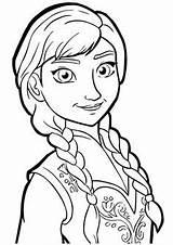 Disegni Colorare Coloring Frozen Pagine Principessa Libro Schizzi Fumetti Disegno Kawaii Dei Disney sketch template