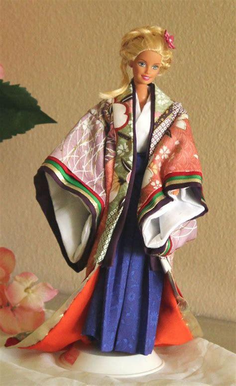 japanese ancient royal princess kimono garment