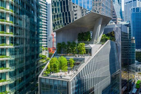 Kpf Robinson Tower Opens Singapore Archdaily