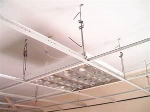 Como instalar un falso techo registrable reformaster for Instalar falso techo