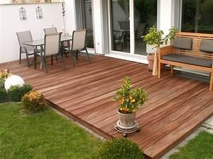 Terrassen holz eiblmeier for Holz terrassen