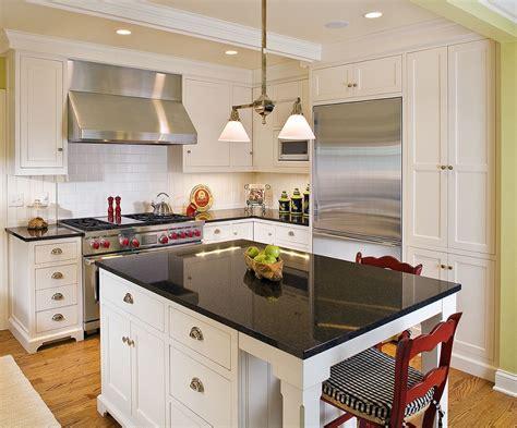 impala black granite kitchen transitional with backsplash