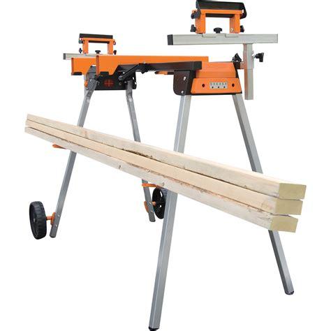 Htc Portamate Professional Miter Saw Stand, Model# Pm5000