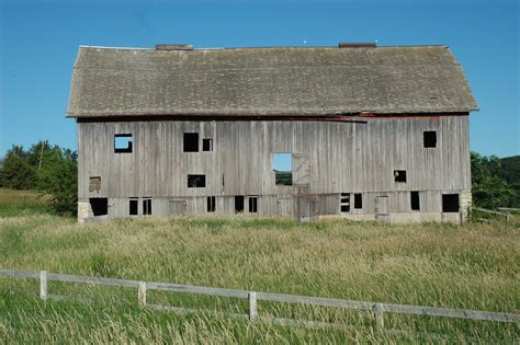 Architecture. Remodelling The Traditional Rustic Barns