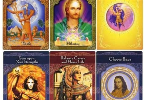 give   ascended masters oracle card reading