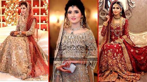 Wedding Dresses Pakistani : Top 50 Latest Wedding Dresses