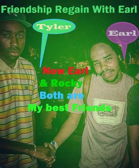 Friendship Ended With Template Now Earl And Rocky Both Are My Best Friends Friendship