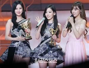 Girls' Generation and Girls' Generation – TTS Win Bonsang ...
