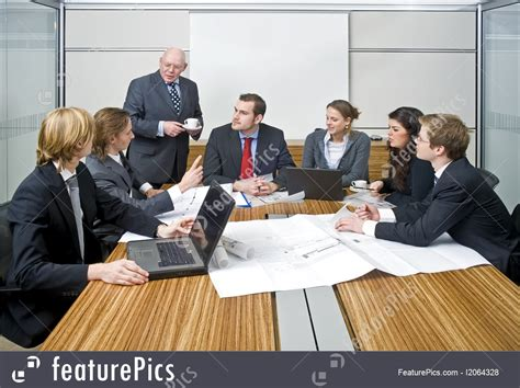 Management Meeting Picture