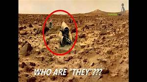 Aliens/UFO found on MARS (Spotted in NASA Leaked ...