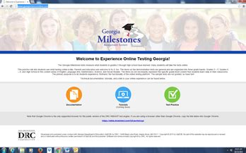 experience testing georgia decatur county school district