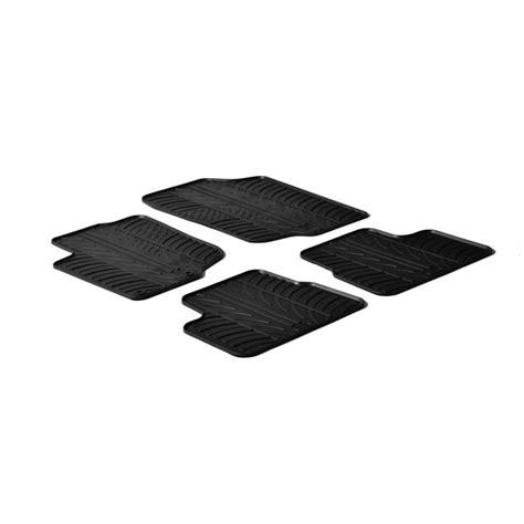 tapis de sol norauto 4 tapis sur mesure caoutchouc norauto premium norauto fr