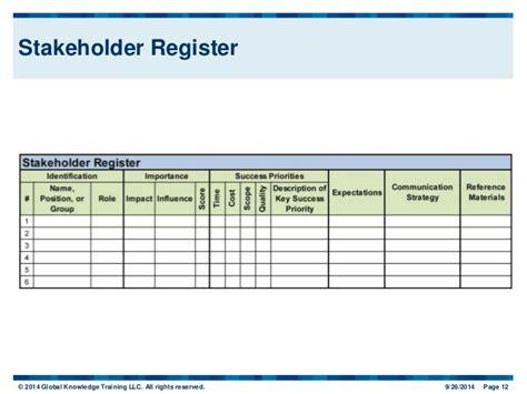 stakeholder register template stakeholder analysis template shatterlion info