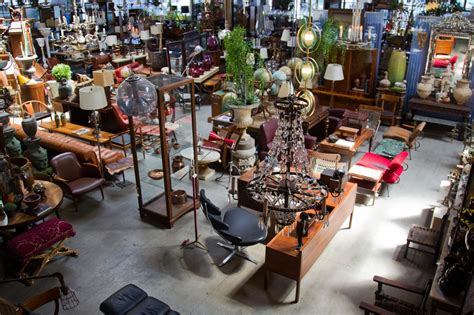 best antique stores in los angeles for gems