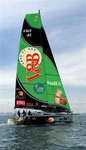 V B : bateau class40 de maxime sorel route du rhum v and b ~ Frokenaadalensverden.com Haus und Dekorationen