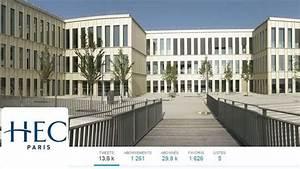 Em Lyon Recrutement : hec et em lyon coleaders des tablissements les plus influents sur twitter le figaro etudiant ~ Maxctalentgroup.com Avis de Voitures