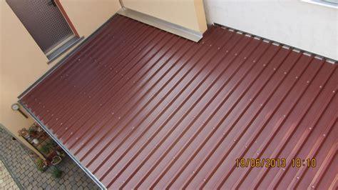 trapezblech dach montage stahl trapezblech dach profil 35 207 st 228 rke 0 63 mm in vielen farben lieferbar trapezbleche