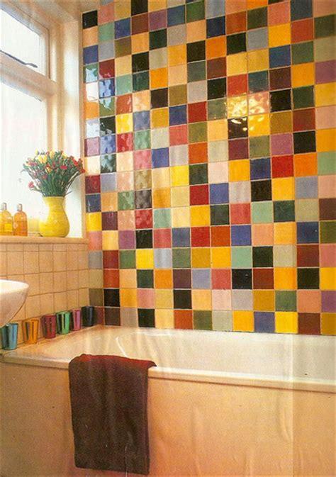 Arredo Bagno Colorato by Idee Per Arredo Bagno Colorato Designbuzz It