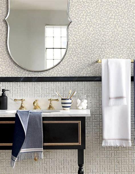 voici les  jolis miroirs de salle de bains elle