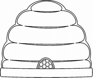 Free Beehive Clipart Pictures - Clipartix